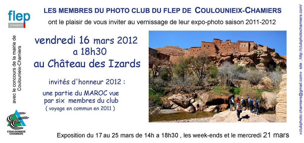 Le photo-club du FLEP expose aux Izards