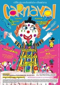 Carnaval à Coulounieix-Chamiers Dimanche 16 mars