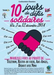 10 jours de défis solidaires
