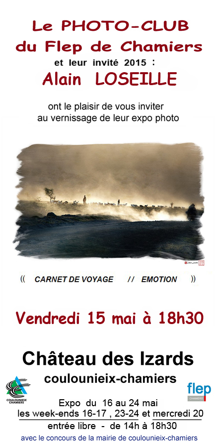 exposition photo du Flep