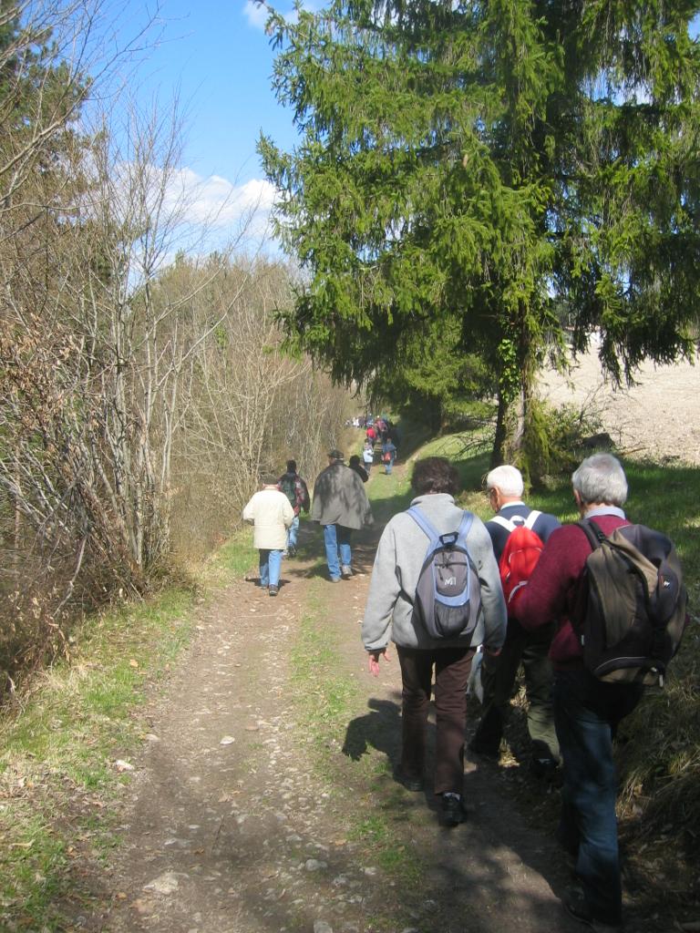 Randonnée le 2 octobre : la boucle de St-Félix-de-Reilhac