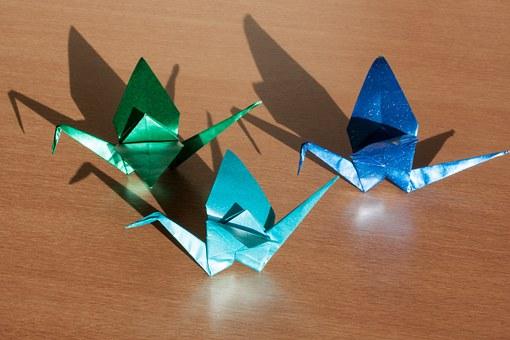 Origami une nouvelle activité du Flep
