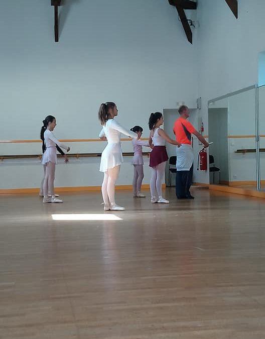 Rentrée de l'école de danse